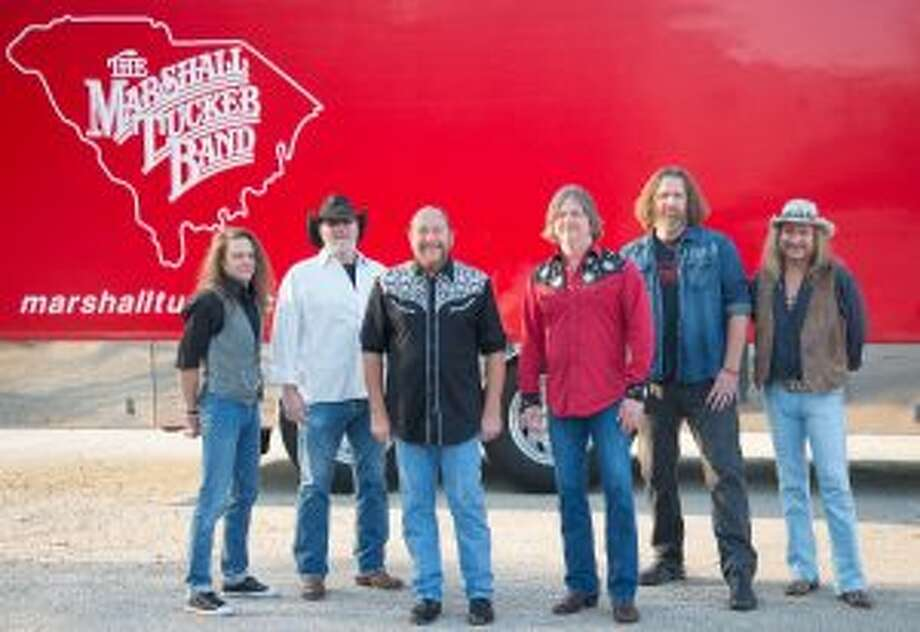 Marshall Tucker Band — Mariah Gray photo