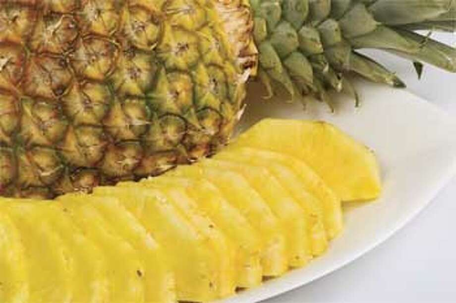 Try a pineapple salsa to add a sweet and spicy flavor to a winter meal.