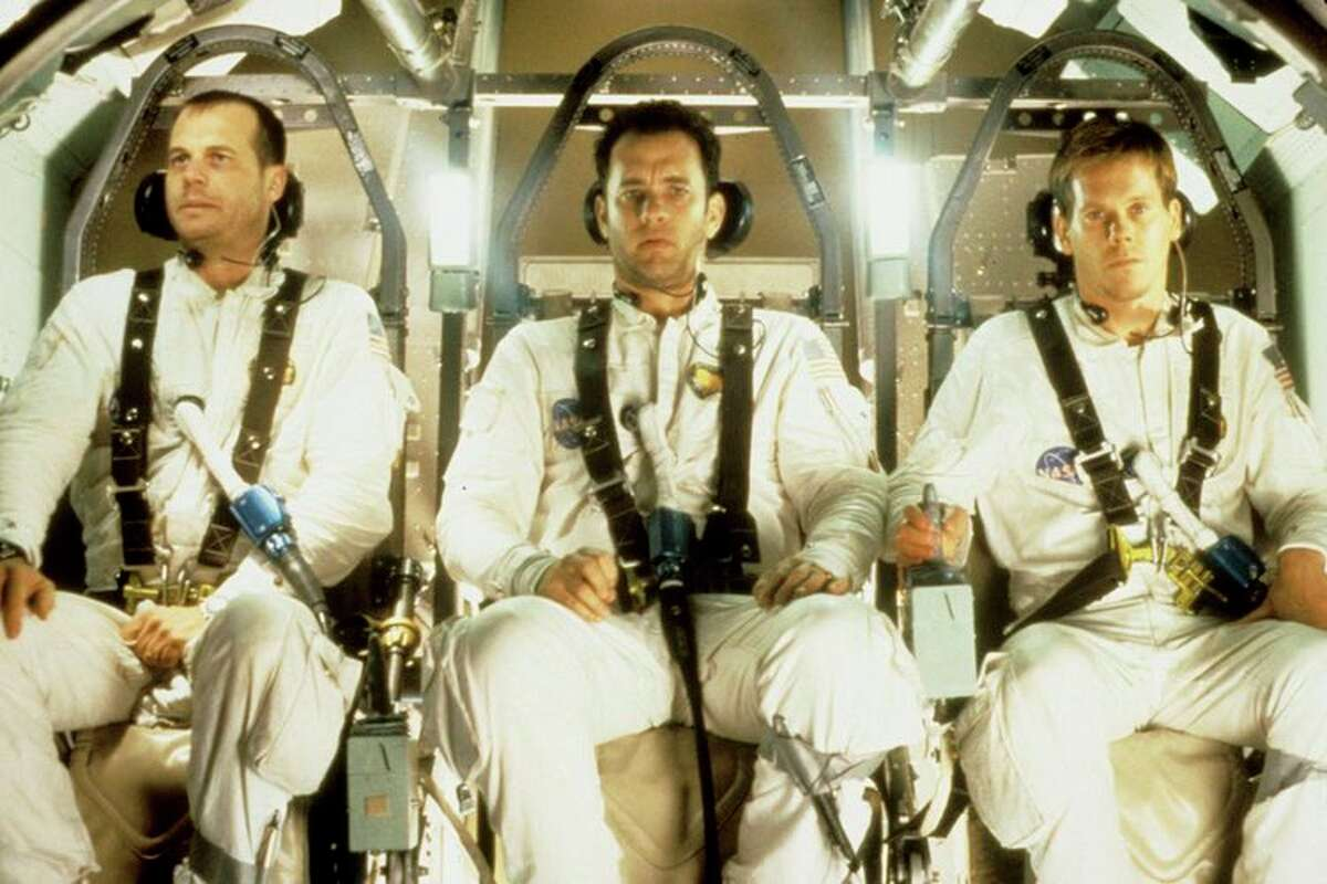 Find Apollo 13 on TV this weekend.
