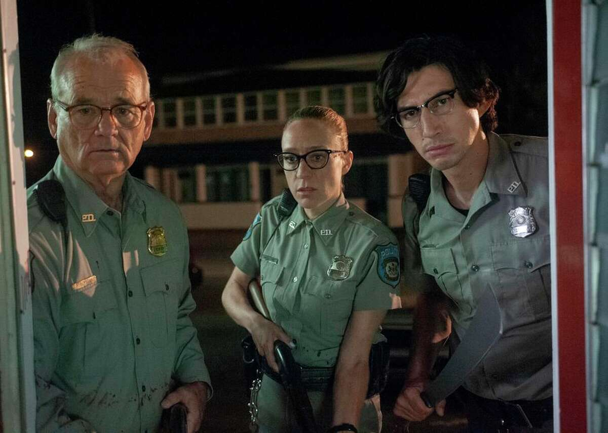 June Starring Bill Murray, Chloë Sevigny and Adam Driver, The Dead Don't Die looks like a zombie comedy from writer/director Jim Jarmusch. The movie also stars Steve Buscemi, Tilda Swinton, Danny Glover, Rosie Perez, Caleb Landry Jones, Iggy Pop, RZA, Selena Gomez and Tom Waits. Phew.