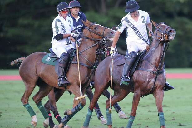 Greenwich Polo Club will kick off its 38th season of high-goal polo with opening day on June 9. Above is a match from 2016.