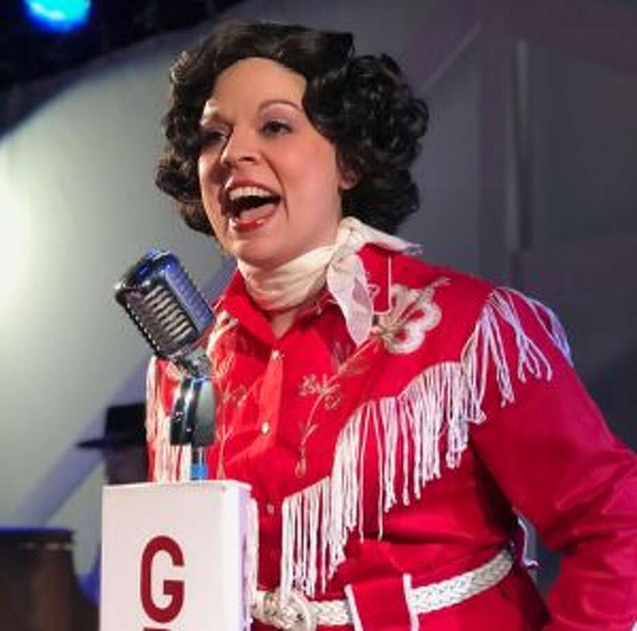 Mia Scarpa stars in Always...Patsy Cline