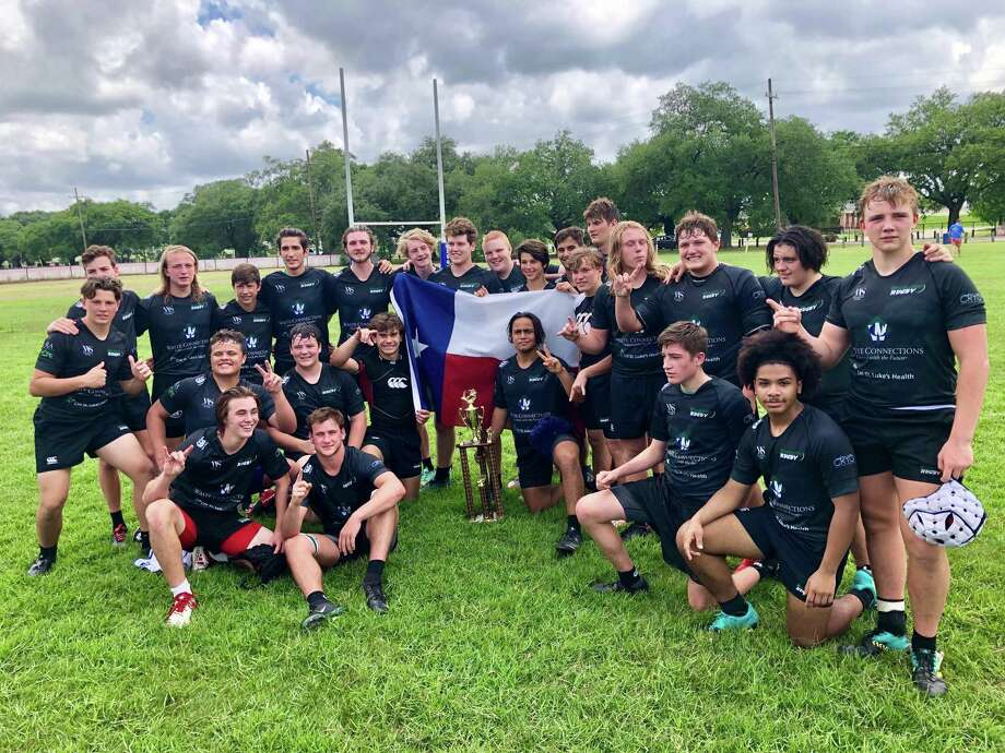 The Woodlands Youth Rugby Club boys high school team defeated New Orleans Jesuit in a battle of state champion programs. Photo: Photo Submitted