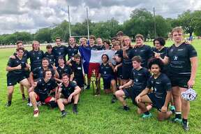 The Woodlands Youth Rugby Club boys high school team defeated New Orleans Jesuit in a battle of state champion programs.