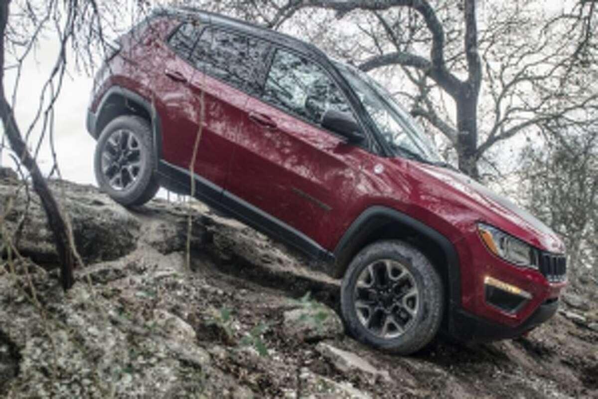 2019 Jeep Compass - FCA North America