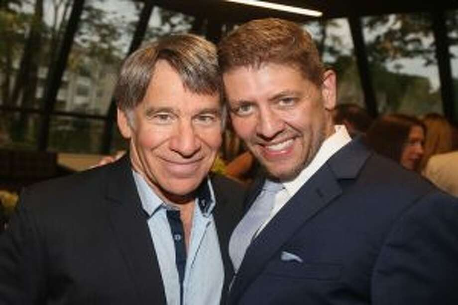 Stephen Schwartz and Daniel C. Levine - Bruce Glikas photo