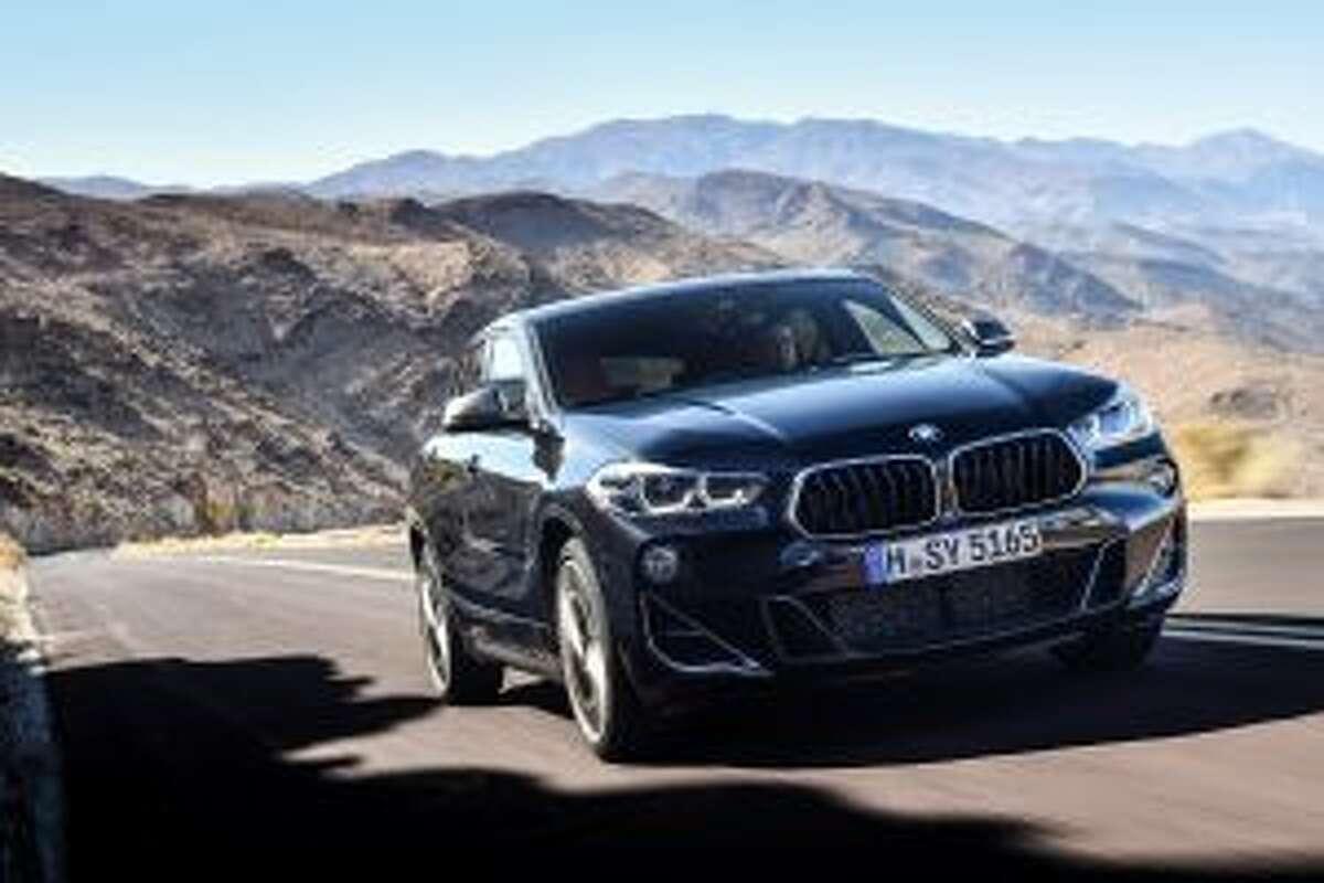 2019 BMW X2 - BMW Group PressClub contributed