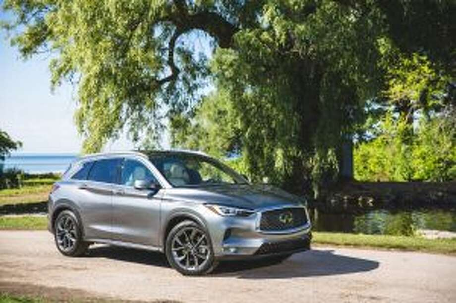 The 2019 QX50 features the ProPilot Assist program. — Courtesy of Infiniti News USA