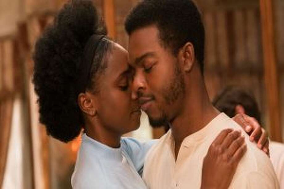 Kiki Layne and Stephan James star in If Beale Street Could Talk. — Courtesy of Annapurna Pictures