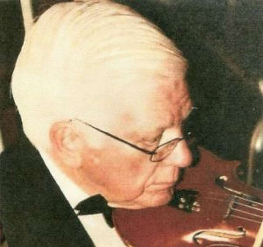 Richard Turkington. The violinist in the West Haven Symphony Orchestra and the Nutmeg Symphonic Pops Orchestra served in the U.S. Army Air Corps during WWII. Turkington was also a volunteer at the Milford Police Department for 15 years in the Crime Prevention Unit and a Red Cross Volunteer Driver for many years. He died on Jan. 3, 2019.  Read more:Obituary: Richard E. Turkington, 93