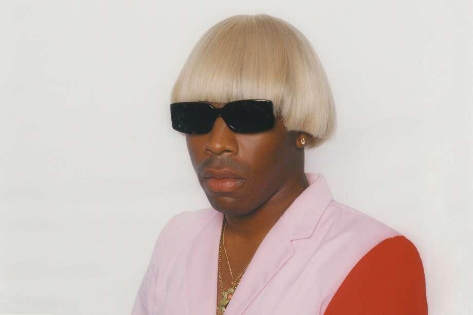 Rapper Tyler, the Creator Photo: Sony