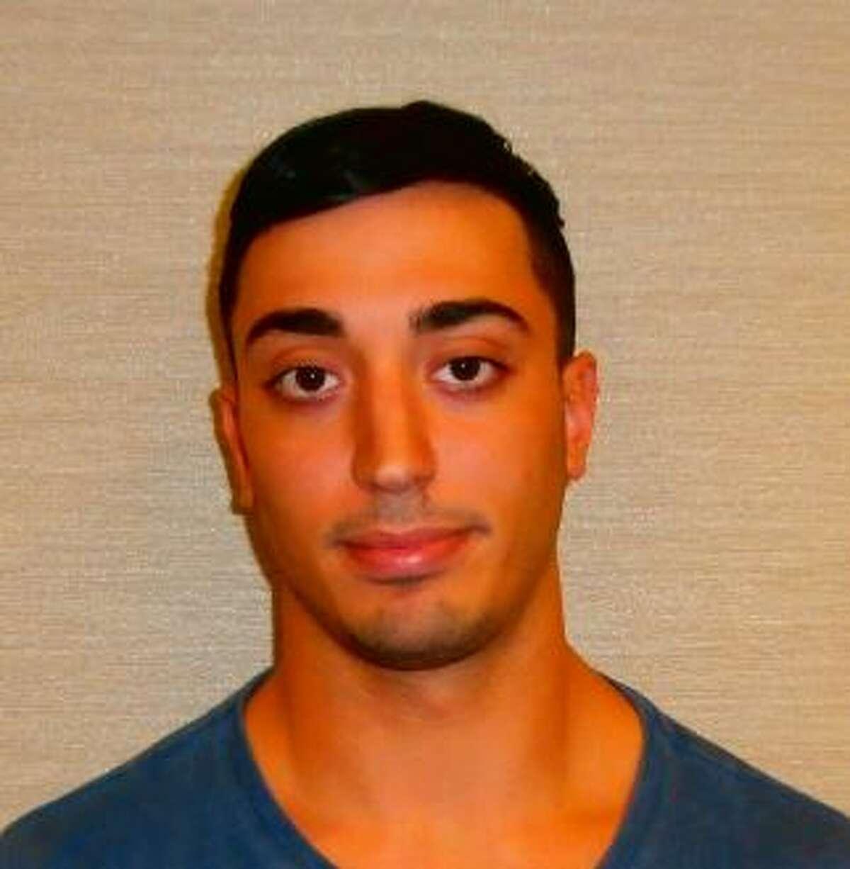 Angelo N. Sciortino of Bethpage, N.Y.