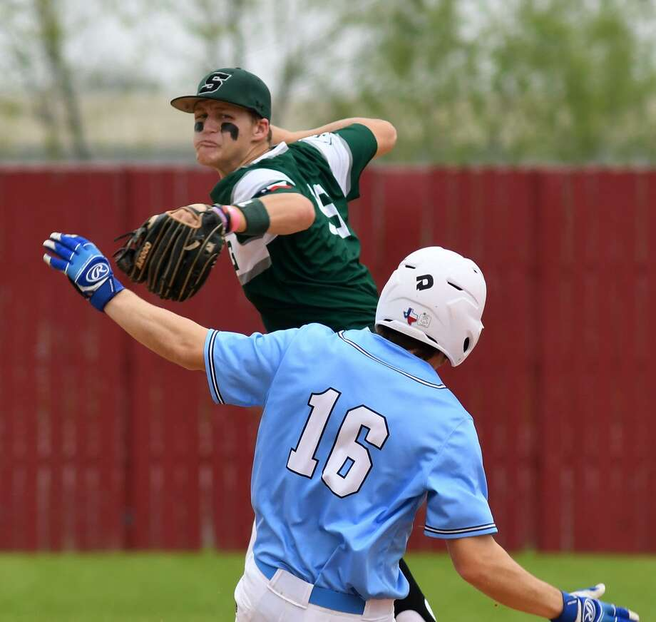 Spring senior shortstop Bryce Yosko was named 2018-19 District 16-6A Most Valuable Player of the Year. Photo: Jerry Baker, Houston Chronicle / Contributor / Houston Chronicle