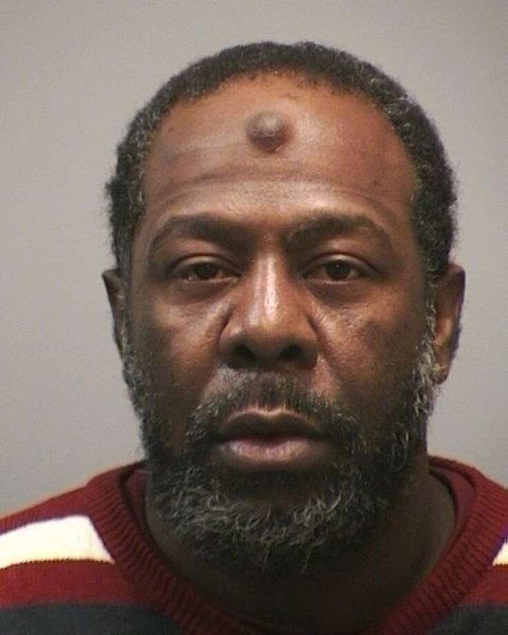 New Haven Police are seeking Darryl Donell Henry in connection with the robberies of the same Wells Fargo Bank on Foxon Boulevard in both April and May. Photo: / New Haven Police Department.
