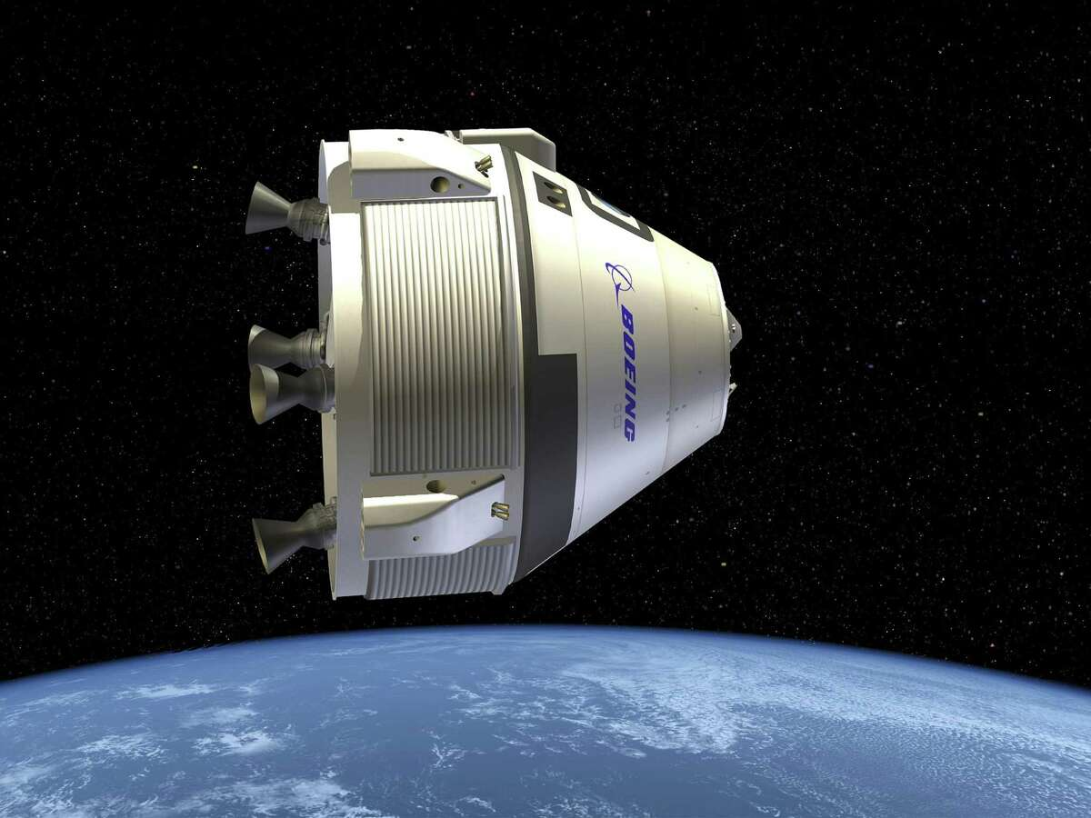 NASA awarded a contract to Boeing that will include funding for their new Crew Space Transportation (CST)-100 Starlinerspacecraft, which will ferry astronauts to the International Space Station.