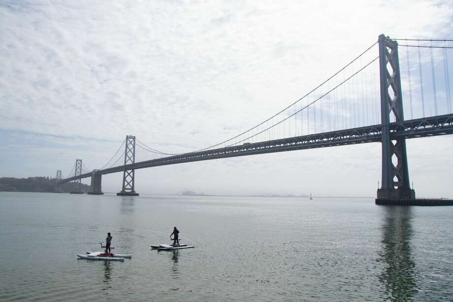 We tried the water bike company that wants to disrupt your Bay Area