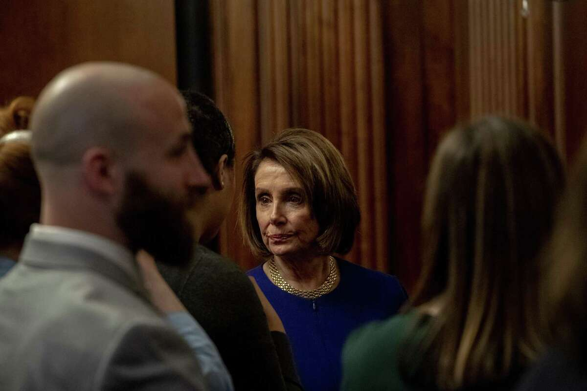 House Speaker Nancy Pelosi is clearly the adult in the room in any dealing with Trump - her reaction to the president's recent temper tantrum a case in point.