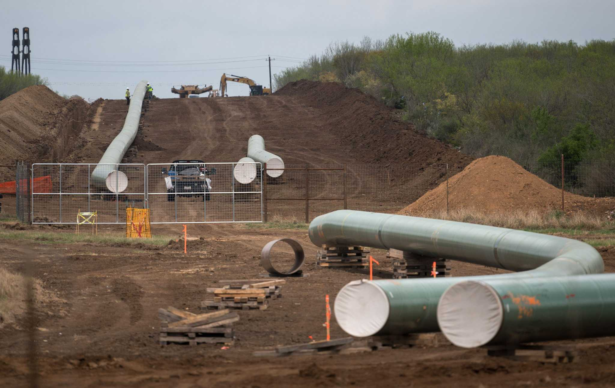 Climate change challenge trumps pipeline risks in Texas Hill Country