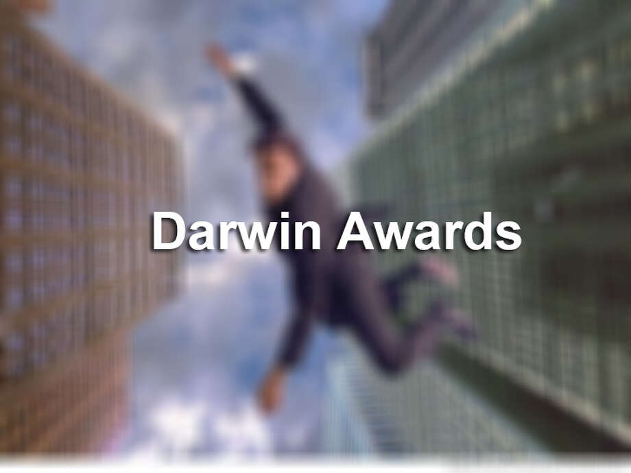 Darwin Awards through the years. Photo: Courtesy