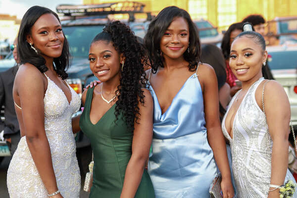 Stamford's Westhill High School held its prom at the Loading Dock in Stamford on May 24, 2019. Were you SEEN?