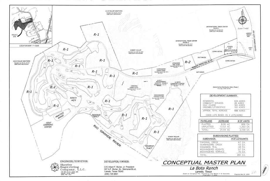 Dos áreas cerca de Muller Memorial Boulevard, que dejarían de ser zonas industriales ligeras para convertirse en zonas comerciales. Photo: Imagen De Cortesía