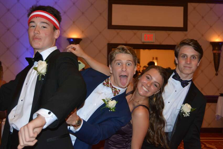 Fairfield Prep High School held its prom at the Trumbull Marriott on May 24, 2019. Were you SEEN?