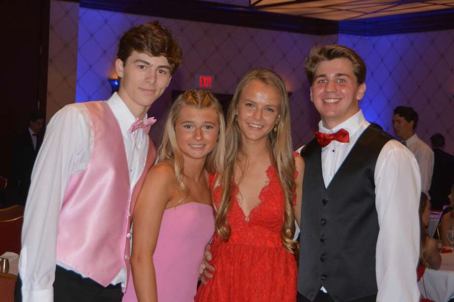 Fairfield Prep High School held its prom at the Trumbull Marriott on May 24, 2019. Were you SEEN? Photo: Vic Eng / Hearst Connecticut Media Group