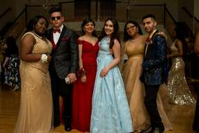 New Haven's Co-Op High School held its prom at Cascades in Hamden on May 24, 2019. Were you SEEN?