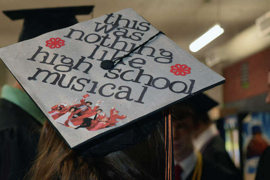 Sights from Waverly High School's graduation Friday night. Photo: Samantha McDaniel-Ogletree | Journal-Courier