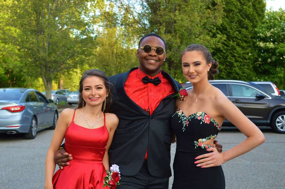 Danbury High School prom