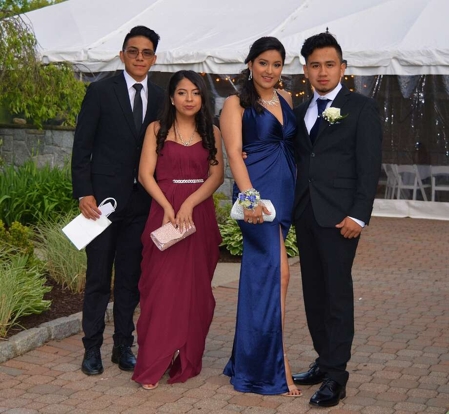 Danbury High School held its prom at the Amber Room Colonnade on May 24, 2019. Were you SEEN? Photo: Todd Tracy