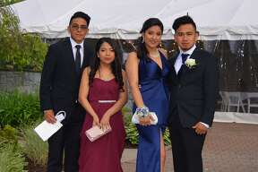 Danbury High School held its prom at the Amber Room Colonnade on May 24, 2019. Were you SEEN?