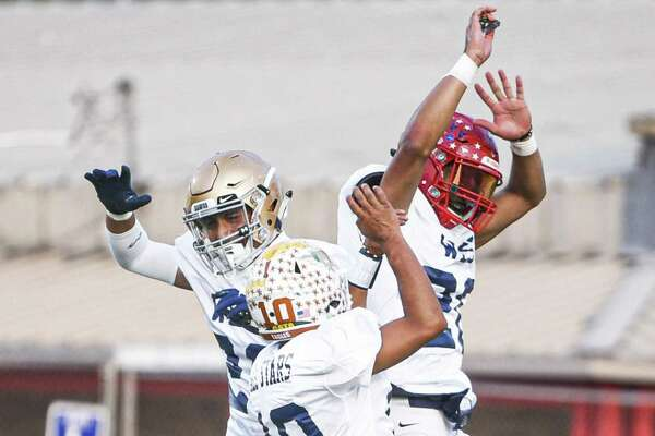 The West All-Stars won 24-21 Thursday at Shirley Field in the Gateway to Mexico All-Star Game.