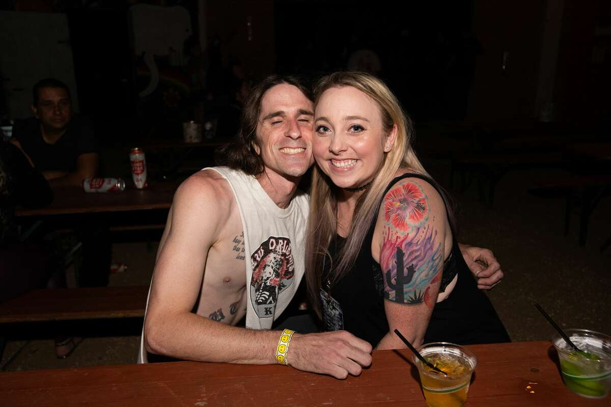 San Antonio partied hard at the fourth annual Memorial Day MetalFest at Paper Tiger Friday night.