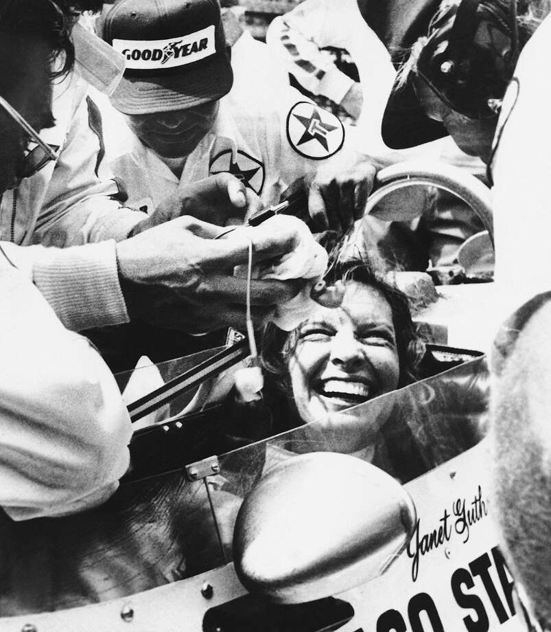 Indy 500 pioneer Janet Guthrie's barrier-breaking career celebrated in ESPN film