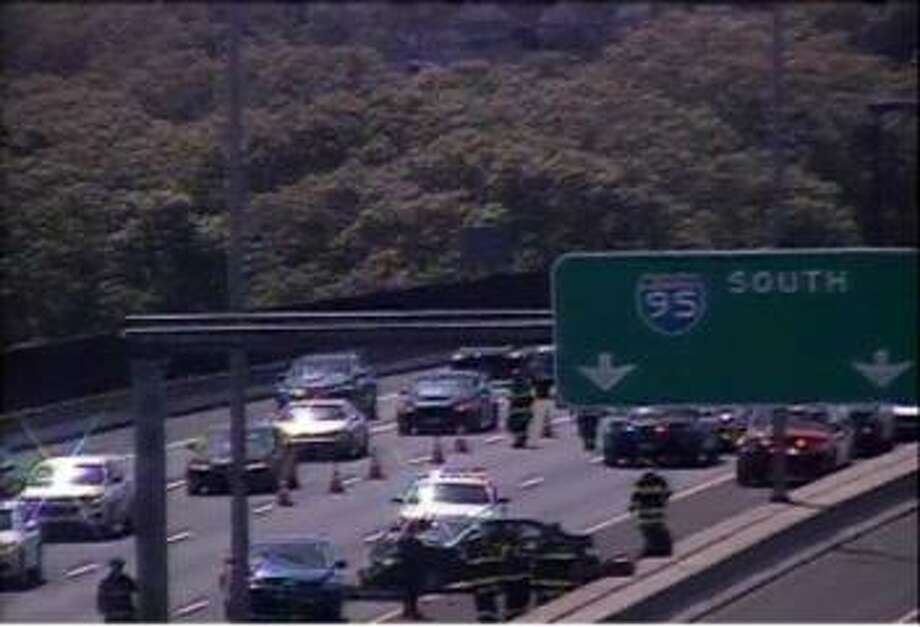 Accident causing delays on I-95 in Old Lyme - New Haven Register