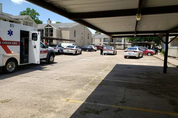 A man was arrested Saturday after he stabbed another person in north Harris County, police say. The Harris County Constable Precinct 4 officers were dispatched around 2:30 p.m. to the Pecan Square Apartment Complex on Ella Boulevard. The man who was stabbed was taken to a local hospital, and the suspect is in custody, police said.