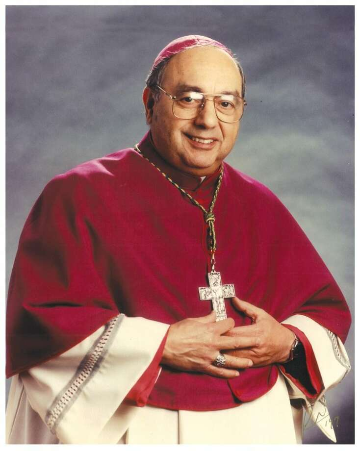 Bishop Joseph A. Galante, fourth Bishop of the Catholic Diocese of Beaumont, died May 25 at 80. Photo: Provided By The Diocese Of Beaumont