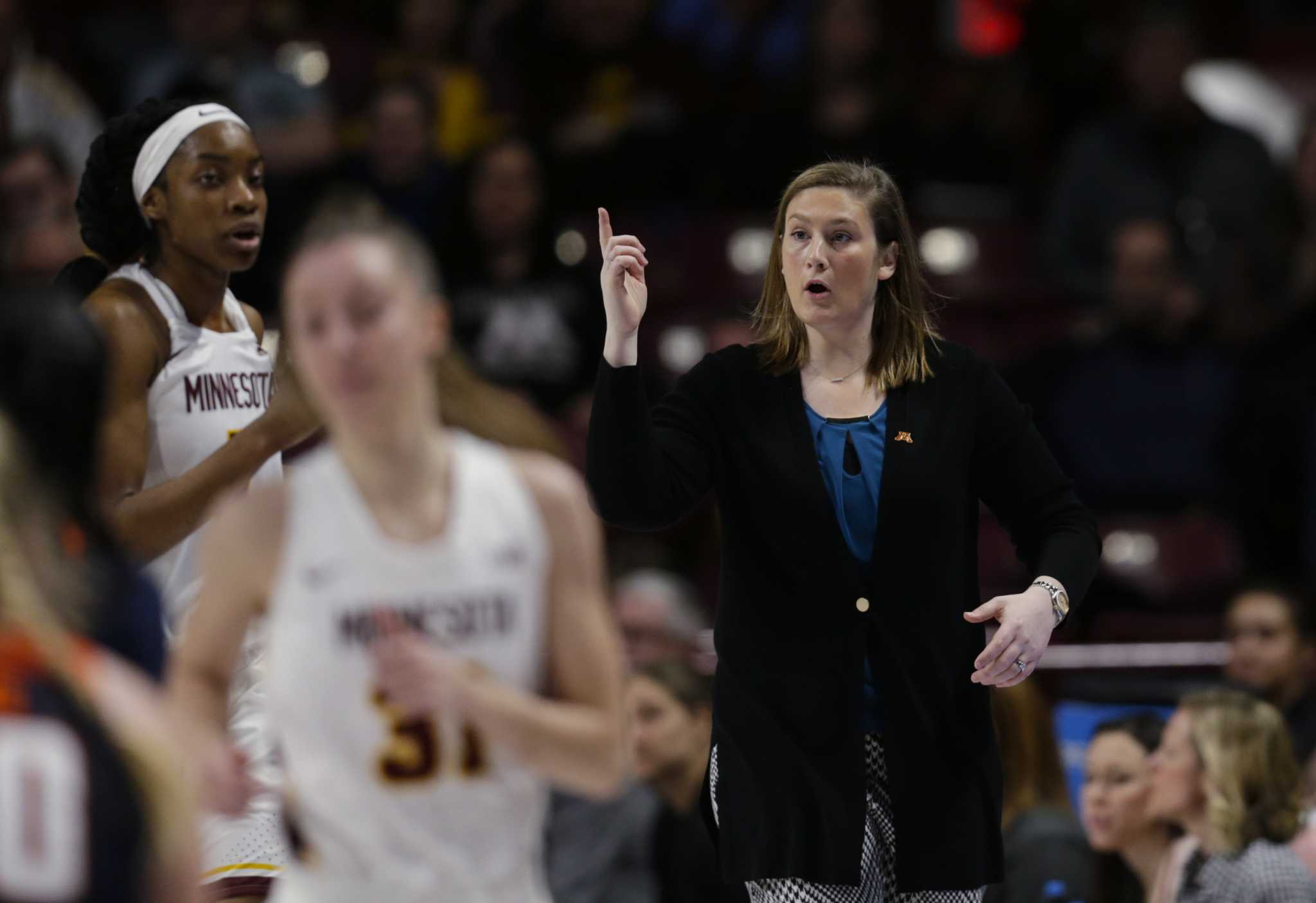 Lindsay Whalen making the transition from player to coach