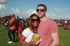 The Taste of Louisiana Festival, held at Brazos River Park in Sugar Land.