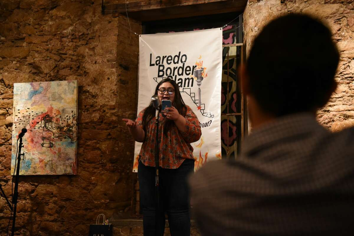 Laredo Border Slam will return for their bi-monthly Slam Thursday night. For the uninformed, during a slam, local poets come together to perform their original-written works. Their pieces are critiqued by a series of judges, which then decide the slam master of the night.Music will be provided by DJ Sektorfall until 9:30 p.m., with the poets starting up as soon as he wraps up his set. BYOB is allowed for those 21 and over. 9:00 p.m. Thursday. Gallery 201, 513 San Bernardo Ave. $2