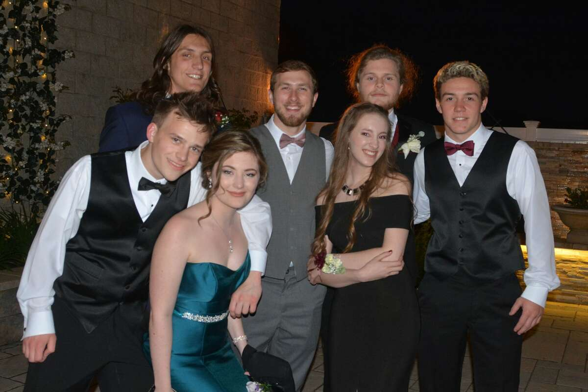 Oxford High School held its prom at La Bella Vista in Waterbury on May 25, 2019. Were you SEEN?