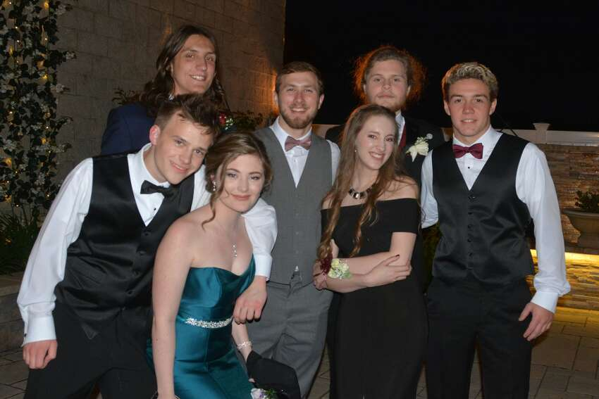 Oxford High School held its prom at La Bella Vista in Waterbury on May 25, 2019. Were you SEEN?