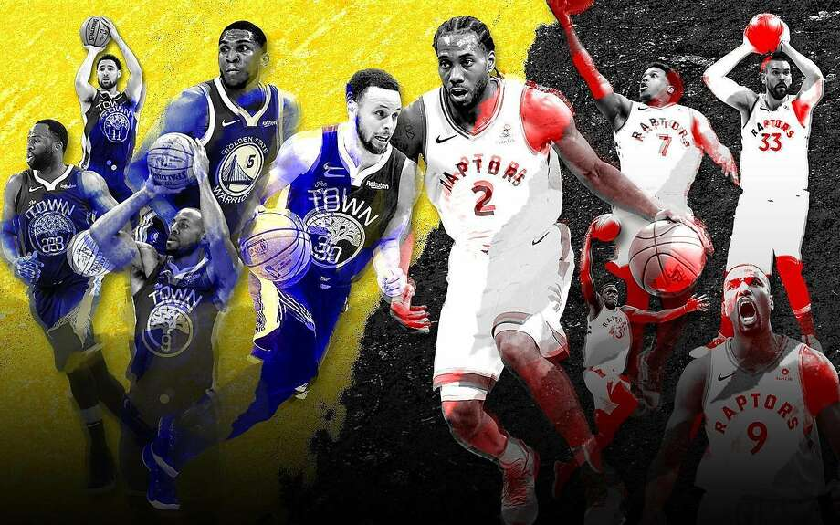 The Warriors have appeared in the last five Finals, while the Raptors, an expansion franchise that started in 1995, will be making its first ever appearance.
