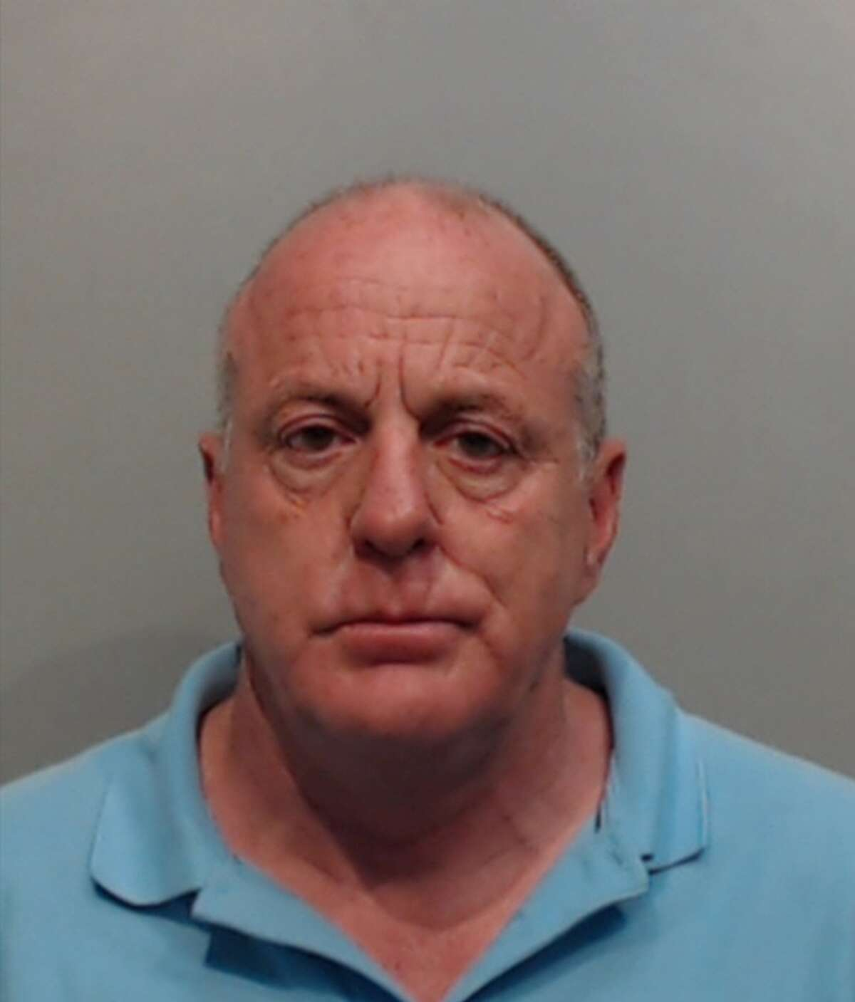 Authorities identified the driver of the Expedition as Neil Sheehan, 58. He was arrested and charged with intoxication assault on a public servant and failure to slow causing serious bodily injury.