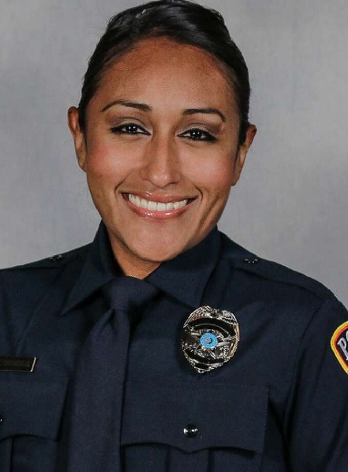 Officer Claudia Cormier was critically injured by a suspected drunk driver. Photo: Courtesy