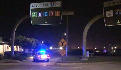 Motorcyclist dies after falling from ramp at Bush Airport - Houston