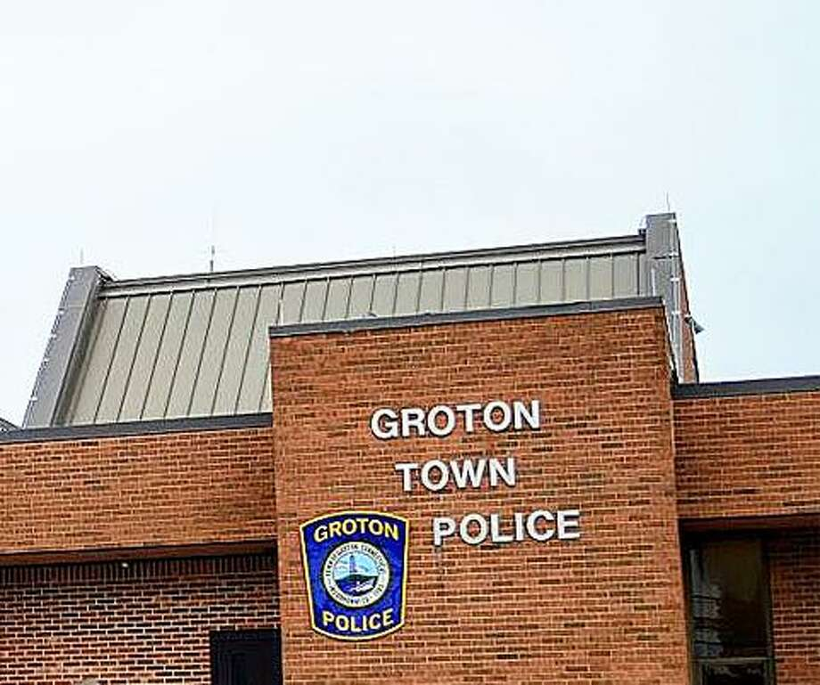 File photo of Groton Town police Photo: Photo By Brian McCarthy /