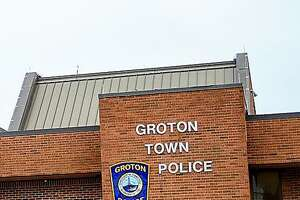 File photo of Groton Town police