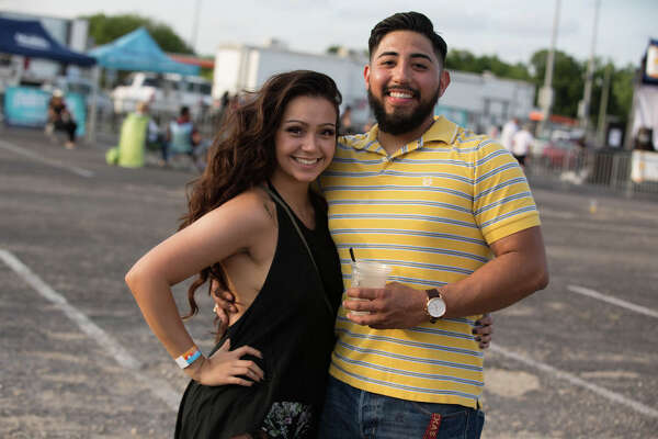 "The self-proclaimed ""biggest taco event in San Antonio history"" brought hundreds to the Texas Taco, Tequila & Music Festival on Saturday, May 25, 2019 at Nelson Wolff Stadium."